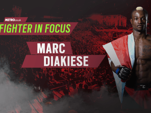 Fighter In Focus: Marc Diakiese defends unbeaten record at UFC London