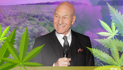 Patrick Stewart reveals he uses cannabis every single day (but it's for medical reasons)