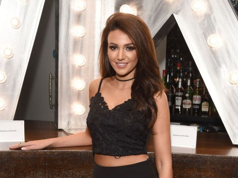 Michelle Keegan would love to join The Great British Bake Off because she can 'cook and eat a lot'