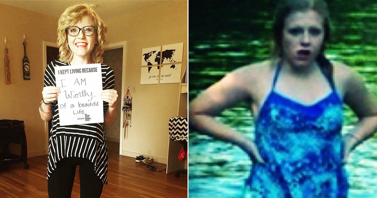 A student, whose anorexia was fuelled by social media and turned her blind, has recovered thanks to a deathbed promise to a friend
