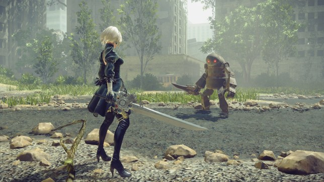 NieR: Automata (PS4) - another classic to add to 2017's list