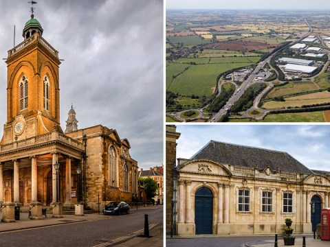 Fastest moving property market is Northampton (and it's not people trying to get out)