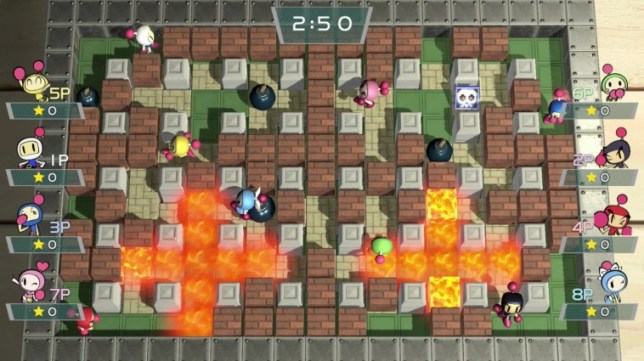 Super Bomberman R (Switch) - retro gaming at a price