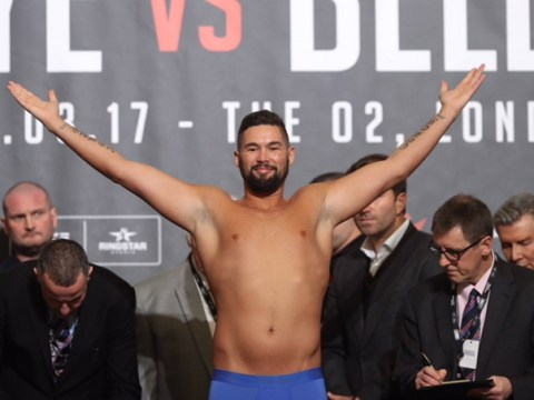 Tony Bellew reveals he and Eddie Hearn have opened talks with pound-for-pound king Andre Ward