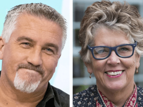 Paul Hollywood admits fellow Bake Off judge Prue Leith reminds him of his mother-in-law and confirms he didn't pick new line-up