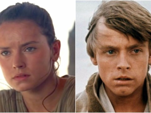 Mad new Star Wars: The Last Jedi theory suggests Rey is a clone of Luke Skywalker