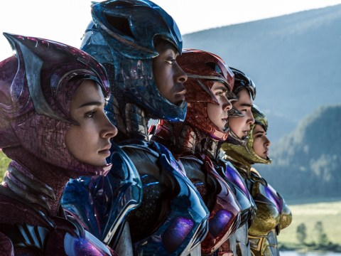 Russia gives Power Rangers its highest age rating over LGBT character