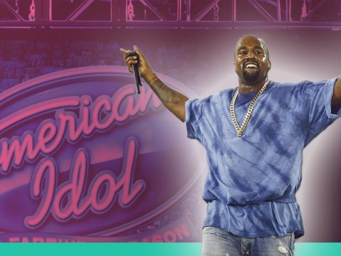 Move over Simon! Kanye West 'could be taking a spot on the American Idol judging panel'