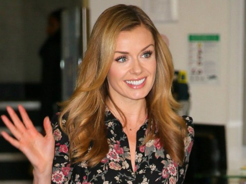 Katherine Jenkins opens up about David Beckham's email 'mess' and how it was 'hurtful'