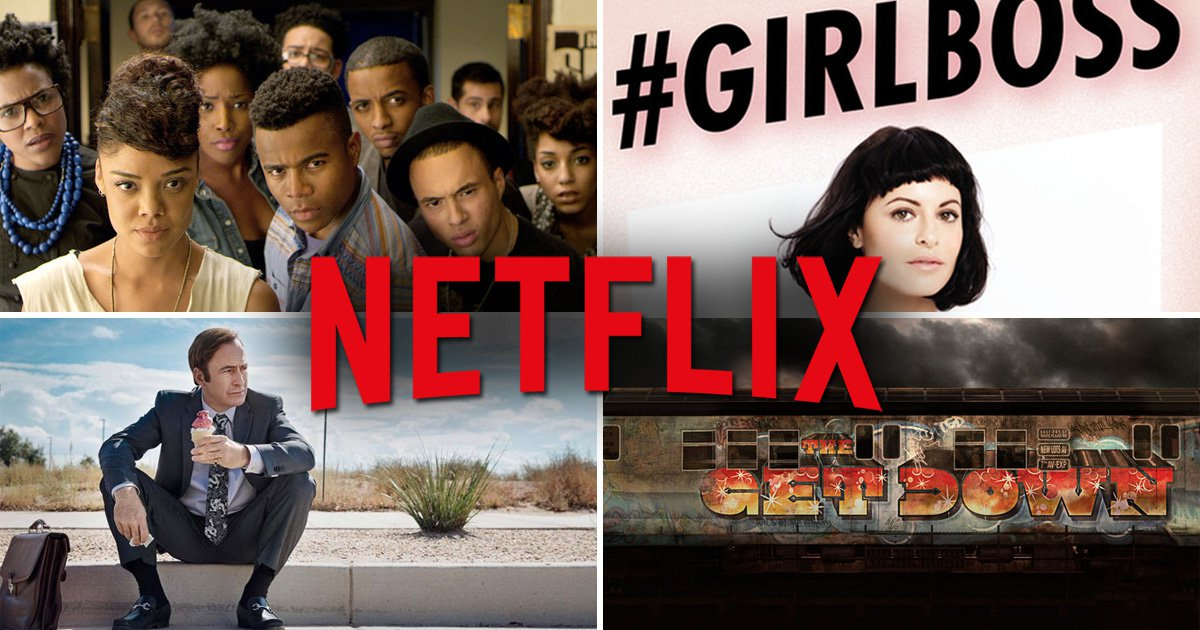 Netflix april output