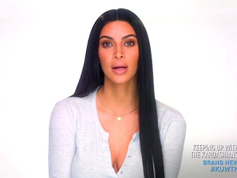 'You're stressing me the f*** out': Kim Kardashian lashes out at fans for giving her a tiny pimple