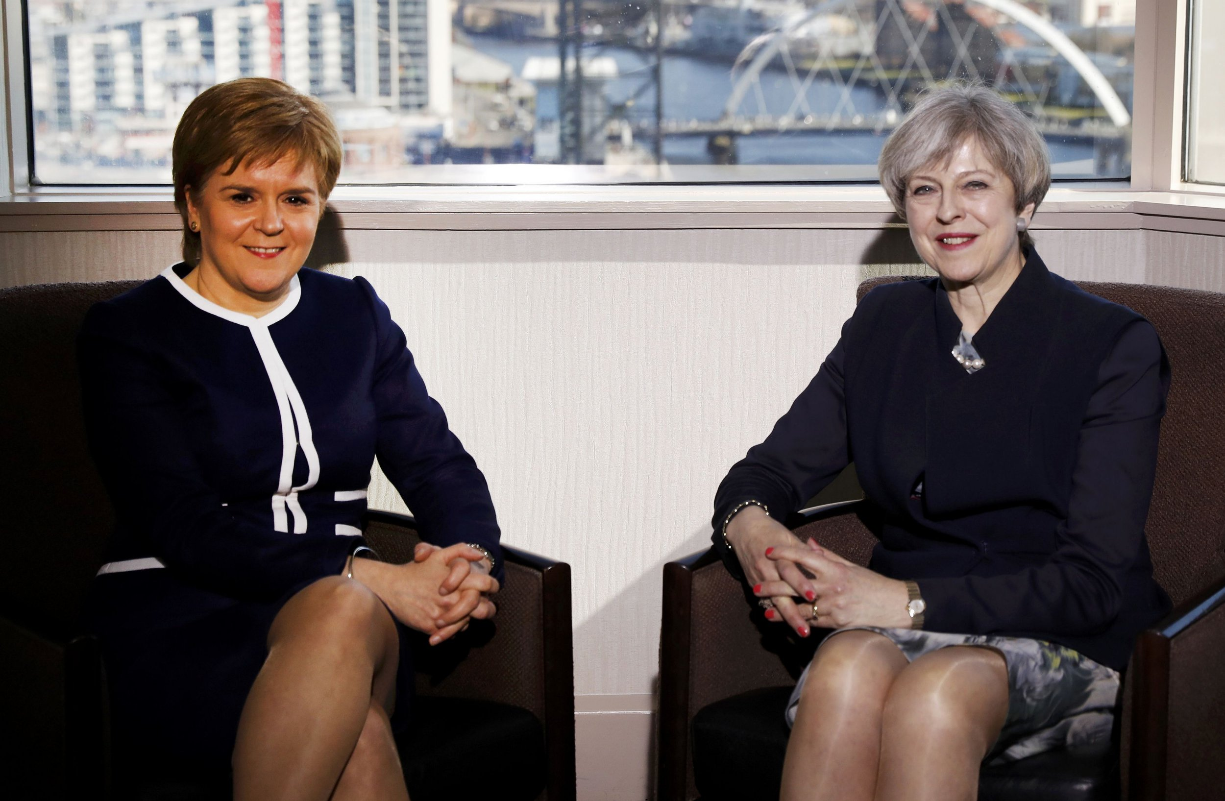 Scottish Parliament expected to back Sturgeon's call for second independence referendum