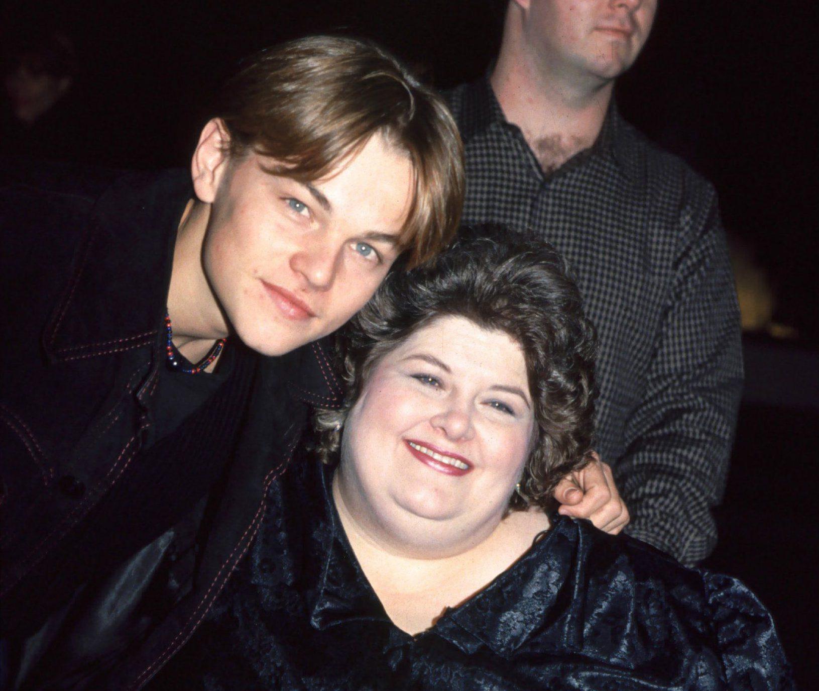 Leonardo DiCaprio posts moving tribute to on-screen mum Darlene Cates
