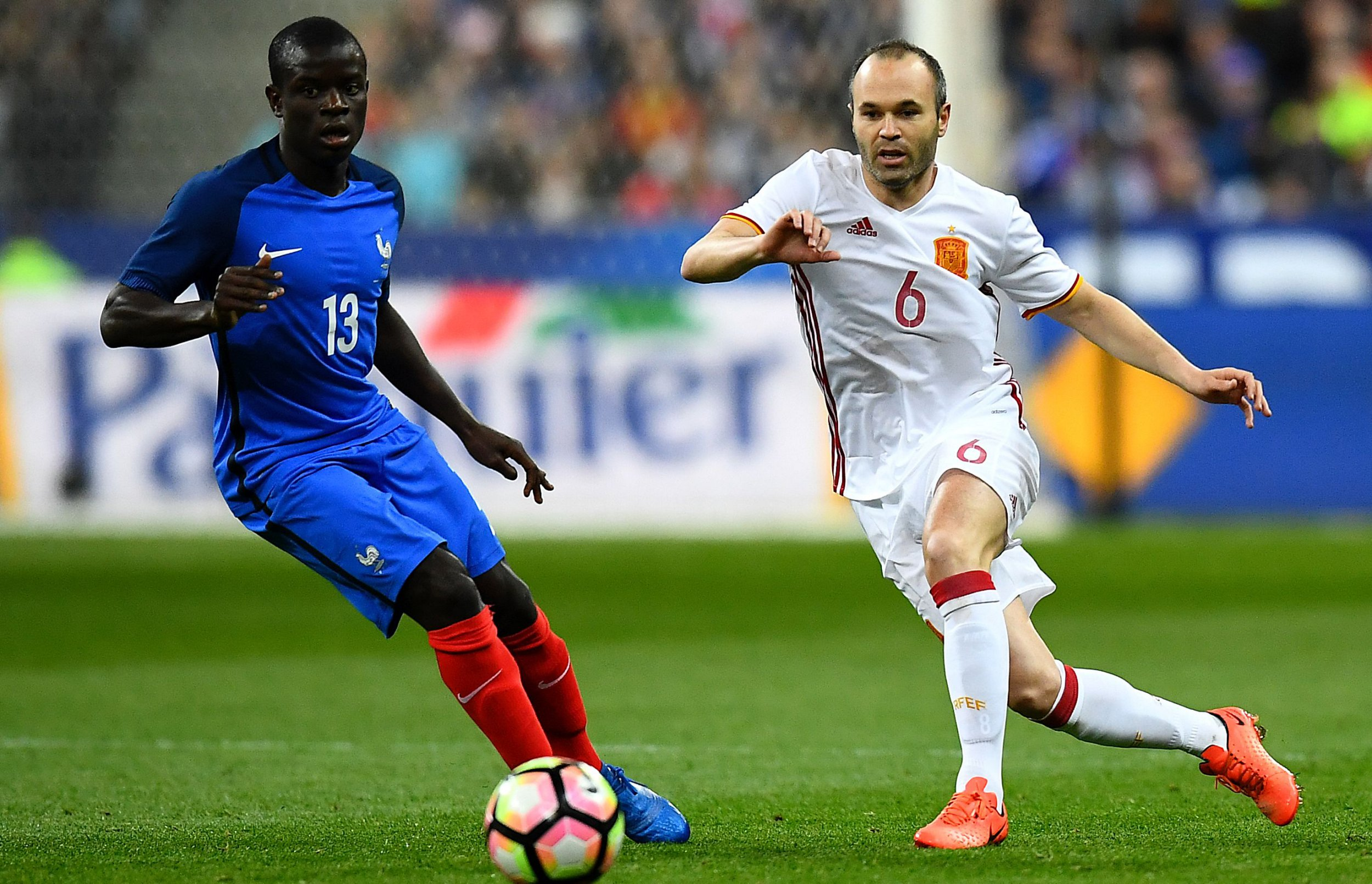 N'Golo Kante called 'redundant' as Chelsea star struggles in France's defeat to Spain