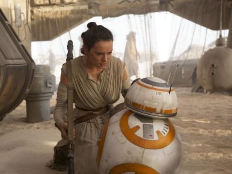 Director Rian Johnson says Star Wars: The Last Jedi will 'address' identity of Rey's parents