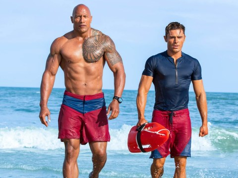 Baywatch movie cast, trailer and UK release date with The Rock and Zac Efron film out soon
