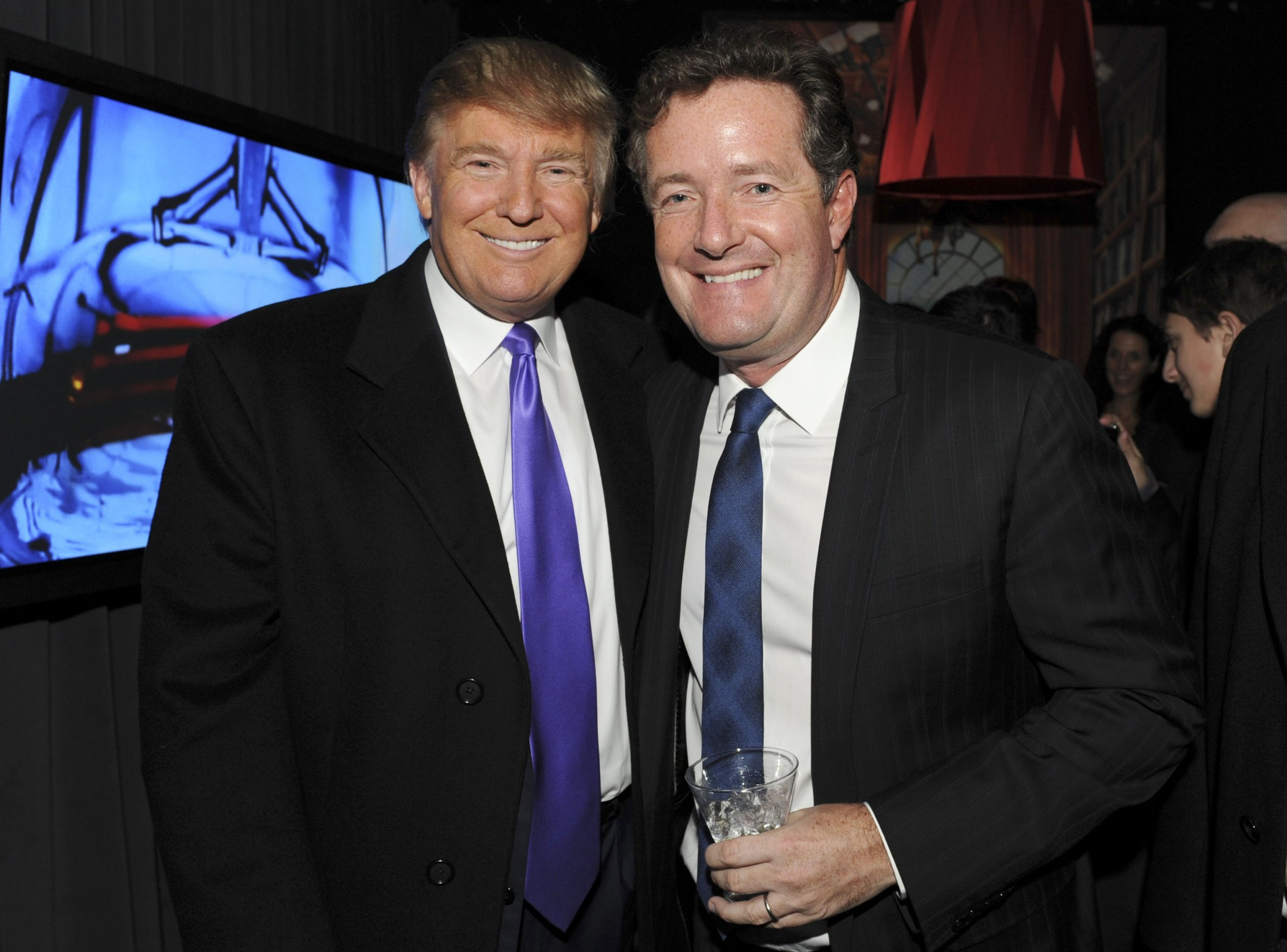 Piers Morgan wants Donald Trump to take over Brexit