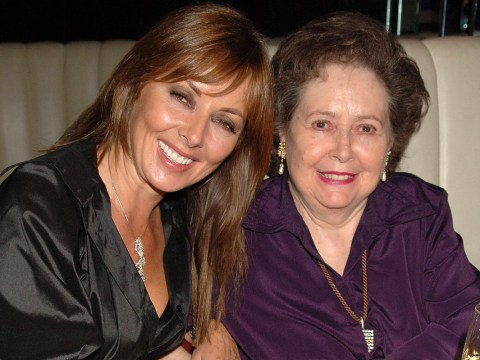 Carol Vorderman reveals her mother has terminal cancer on Mother's Day: 'I love her beyond measure'
