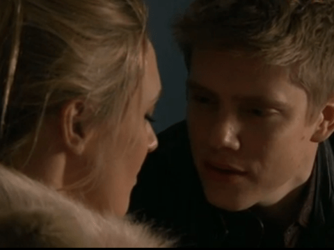 'I'm done with Emmerdale' Fans explode as the soap airs Robert and Rebecca sex twist