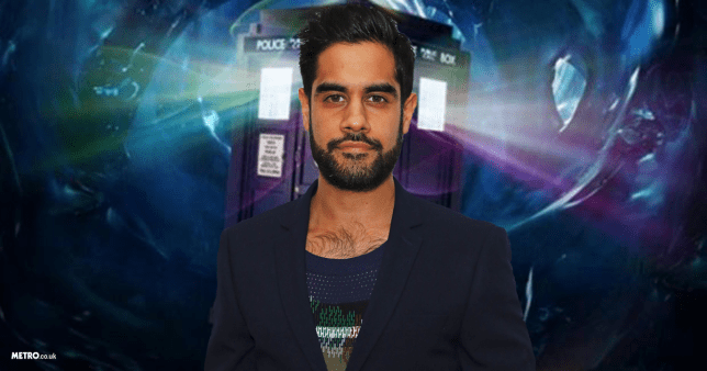 Sherlock actor Sacha Dhawan is keen for a role as Doctor Who