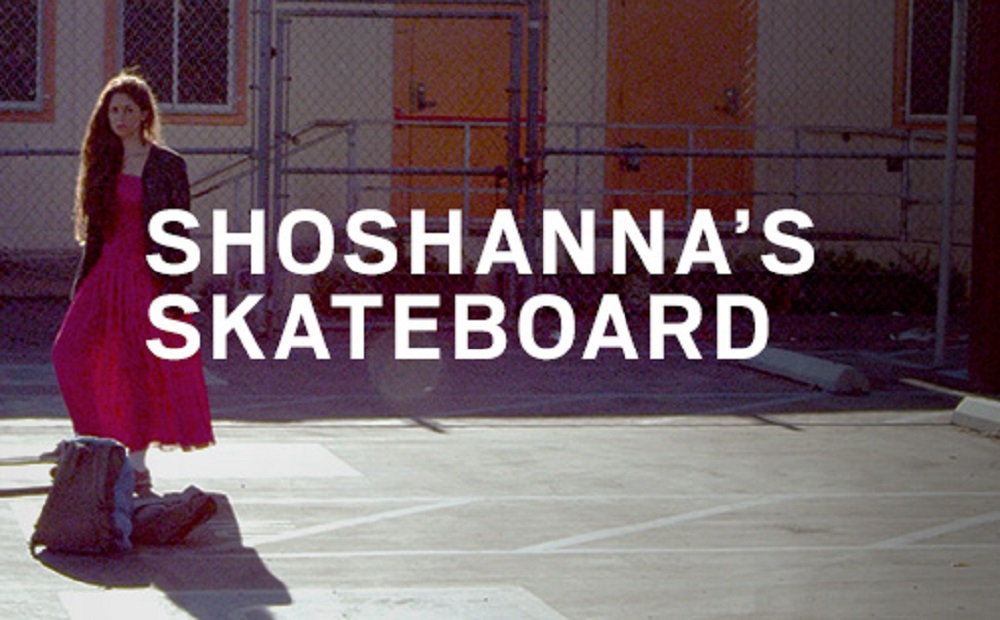 Watch the online premiere of 'Shoshanna's Skateboard'