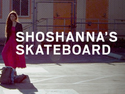 Watch the online premiere of 'Shoshanna's Skateboard'