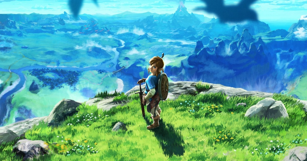Games review: Zelda: Breath Of The Wild is one of the best