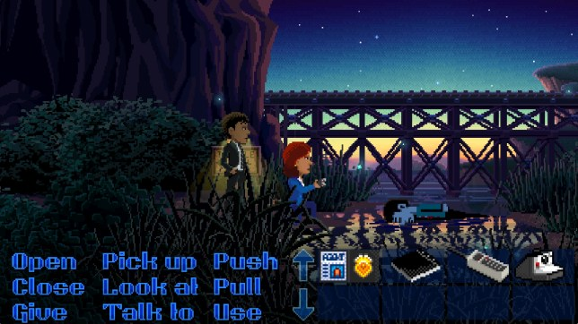 Thimbleweed Park (PC) - a real adventure