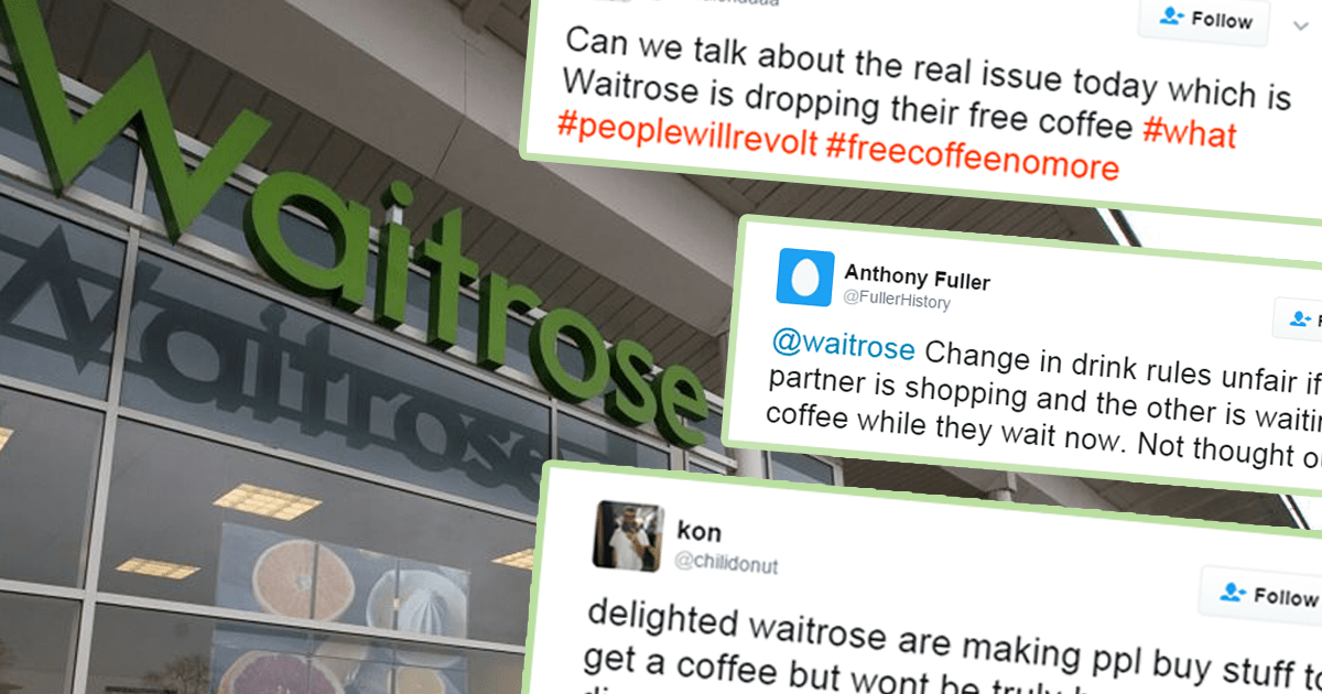 Waitrose stabs Middle England in the heart