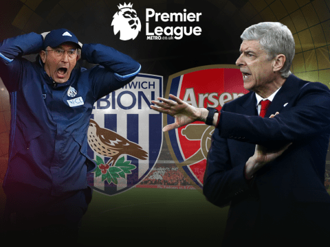 West Brom v Arsenal: Metro.co.uk big match preview