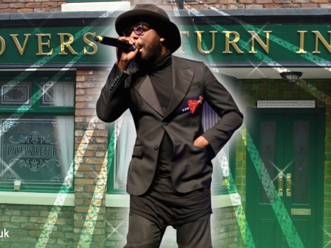 will.i.am would be totally up for Coronation Street role and wants to be just like Norris