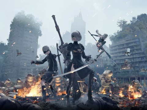 Cult classic NieR remaster announced, NieR:Automata coming to Xbox Game Pass