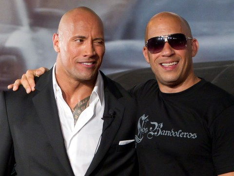 The Rock and Vin Diesel WILL star in Fast and Furious 9 after putting 'real estate' feud to bed