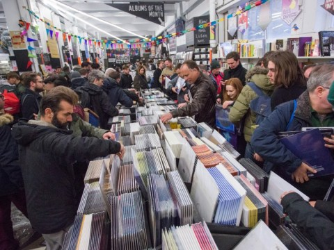Vinyl records from Prince, David Bowie and The Ramones are already selling for over £200 on World Record Store Day
