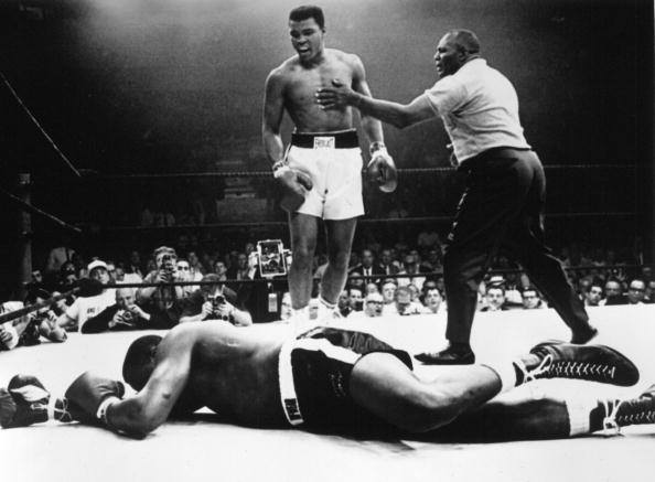 Anthony Joshua proclaimed the new Muhammad Ali after Wladimir Klitschko knockout