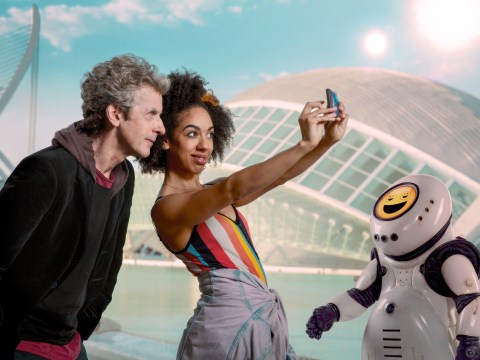 Doctor Who: 4 things you should know about the futuristic city in Smile