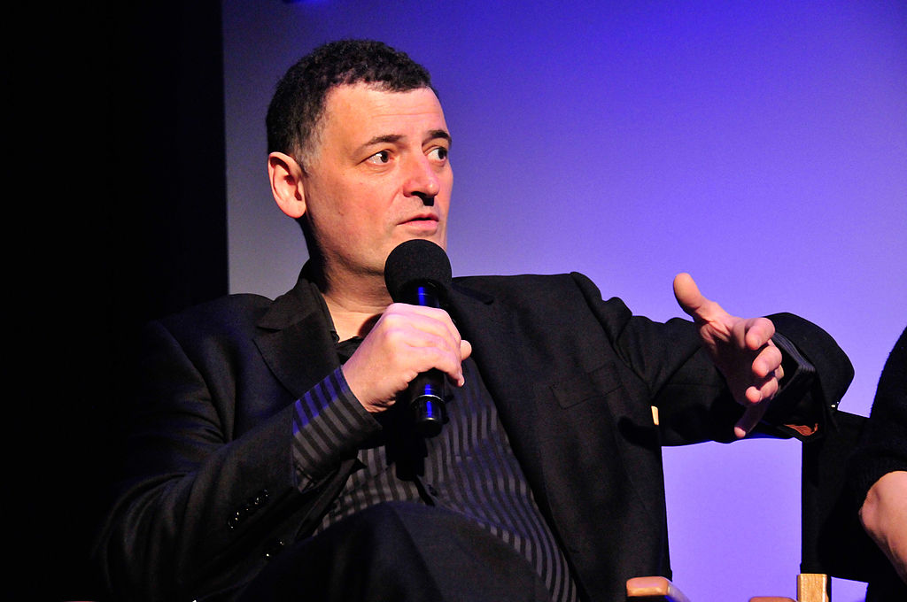 Doctor Who showrunner Steven Moffat confirms series ten character names are 'coincidence'