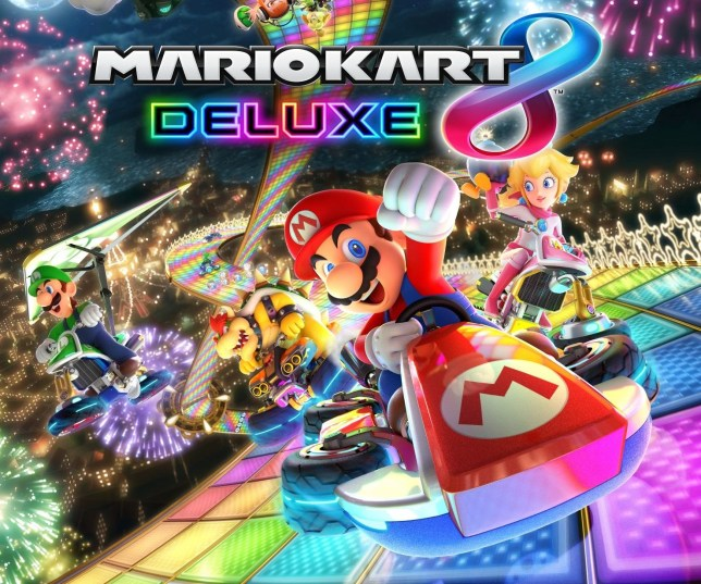 When Is Mario Kart 8 Deluxe Out Where To Buy The Nintendo Switch Game Metro News