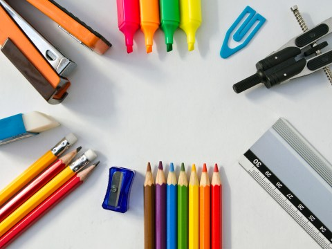 What your school pencil case said about you