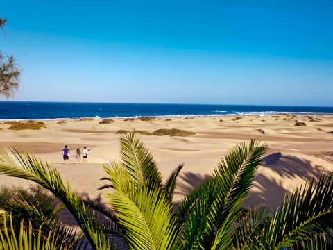 If endless sandy beaches are your thing, then Gran Canaria should be your next chill-out holiday destination