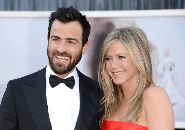 Jennifer Aniston Wedding.Justin Theroux Talks About Being Married To Jennifer Aniston