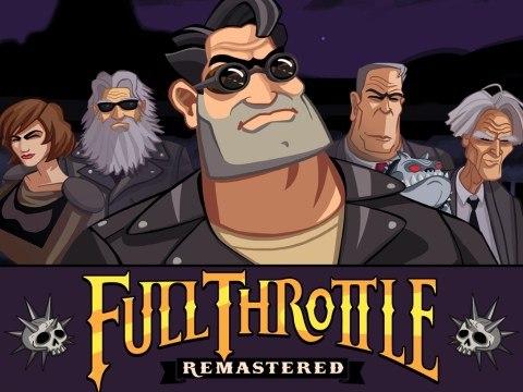 Full Throttle Remastered review – easy rider