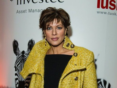 BBC news reader Kate Silverton was 'seconds from death' after eating a prawn salad at Royal Ascot