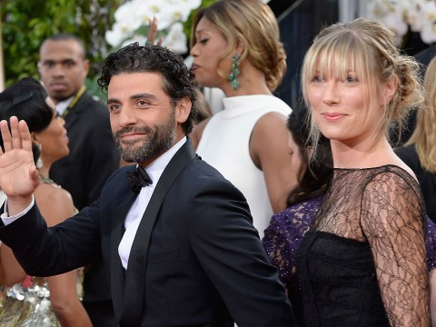Oscar Isaac reveals he married Elvira Lind a month before the birth of their first child