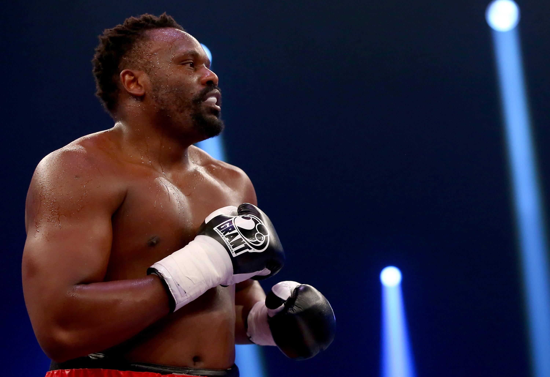 Dereck Chisora aims dig at Joseph Parker as Brit targets world title shot