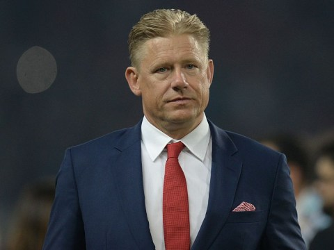 Peter Schmeichel digs out Atletico Madrid vs Leicester referee with response to Manchester United tweet