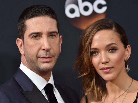 Friends star David Schwimmer and wife Zoe Buckman announce they're 'taking time apart'