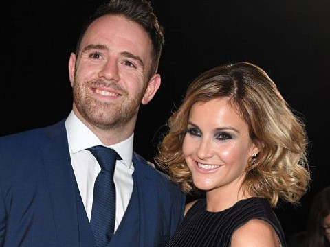 Helen Skelton welcomes baby daughter with her rugby player husband Richie Myler