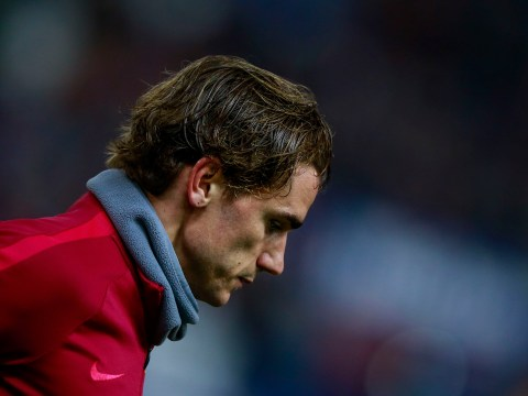 Antoine Griezmann admits he's frustrated by Manchester United transfer talk