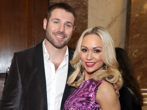 Strictly's Kristina Rhianoff denies Hollywood ambitions have rocked relationship with Ben Cohen